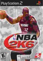 PS2 NBA 2K6 2006
