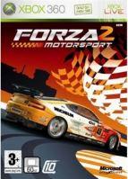 Xbox 360 Forza Motorsport 2 (CZ) (Bez obalu)