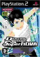 PS2 Dancing Stage SuperNOVA (iba hra)