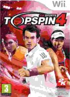 Nintendo Wii Top Spin 4