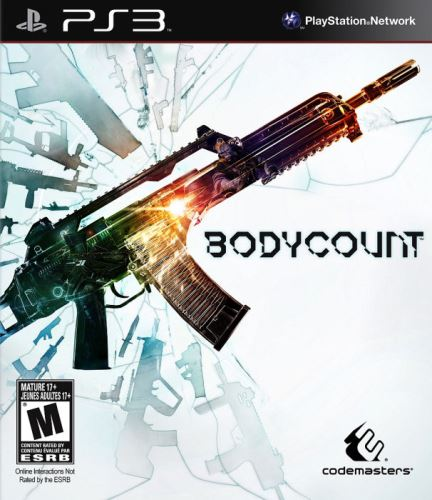 PS3 Bodycount
