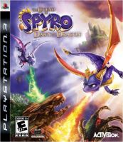 PS3 The Legend Of Spyro - Dawn Of The Dragon
