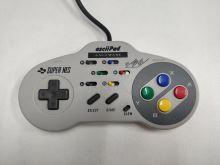 [Nintendo SNES] Drôtový ovládač Asciipad Turbo (estetická vada)