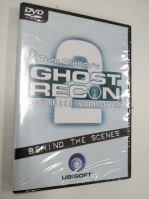 DVD Film Tom Clancy'Ghost Recon: Advanced Warfighter 2 Behind the Scenes