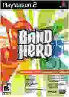 PS2 Band Hero