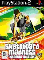 PS2 Skateboard Madness - Extreme Edition