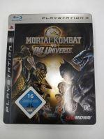 Steelbook - PS3 Mortal Kombat vs. DC Universe (estetická vada)