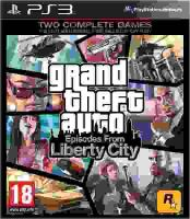 PS3 GTA 4 Grand Theft Auto IV Episodes From Liberty City (nová)