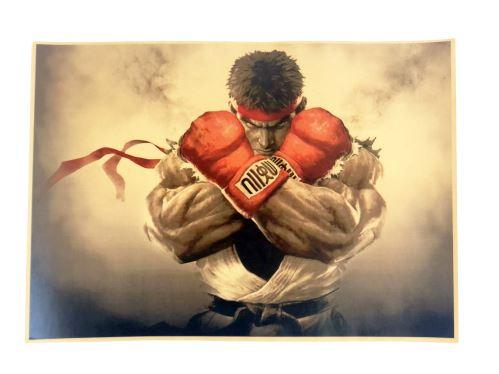 Plagát Street Fighter V (e) (nový)