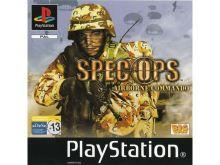 PSX PS1 Spec Ops: Airborne Commando