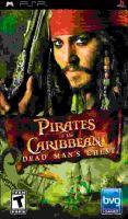PSP Piráti z Karibiku Truhlica mŕtveho muža - Pirates of the Caribbean Dead Man's Chest