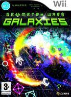 Nintendo Wii Geometry Wars Galaxies