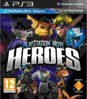 PS3 Playstation Move Heroes (nová)