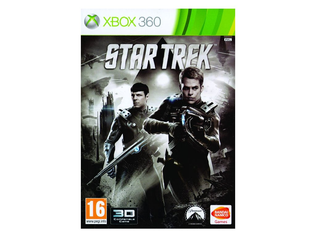 Xbox 360 Star Trek