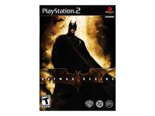 PS2 Batman Begins