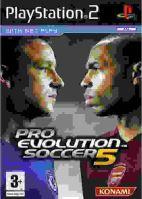 PS2 PES 5 Pro Evolution Soccer 5