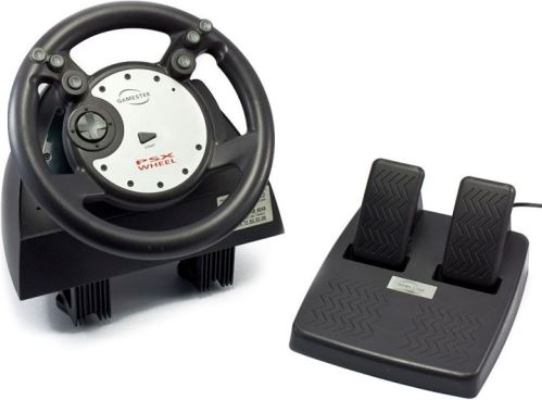 [PS1] GAMESTER PSX Wheel