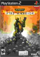 PS2 Warhammer 40,000 Fire Warrior