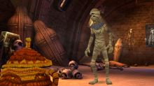 PS2 Sphinx And The Cursed Mummy