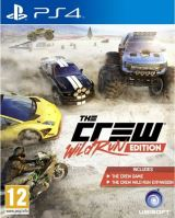 PS4 The Crew Wild Run Edition (nová)