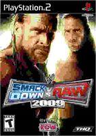 PS2 SmackDown vs Raw 2009 (bez obalu)