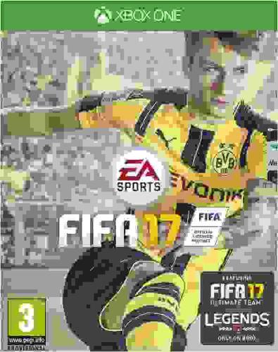 Xbox One FIFA 17 2017 (CZ)