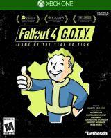 Xbox One Fallout 4: GOTY (Edícia Hra roku) (nová)