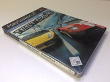 Steelbook - PS2 Test Drive Unlimited