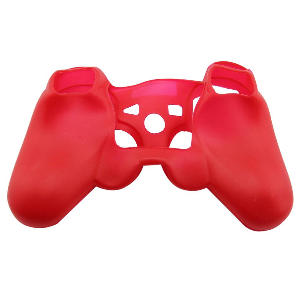[PS3] Protišmykový Návlek na Ovládač (červený)
