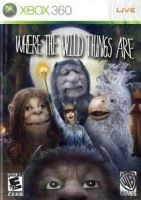 Xbox 360 Where The Wild Thigs Are (nová)