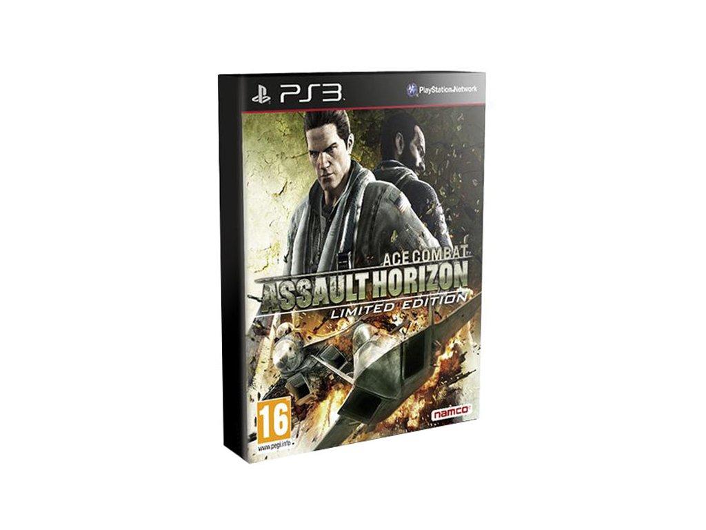 PS3 Ace Combat Assault Horizon Limited Edition