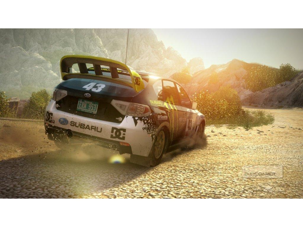 Xbox 360 Colin Mcrae Dirt 2
