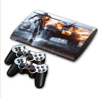 [PS3 SSlim] Polep Battlefield (nový)