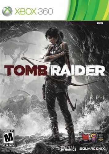 Xbox 360 Tomb Raider (DE)