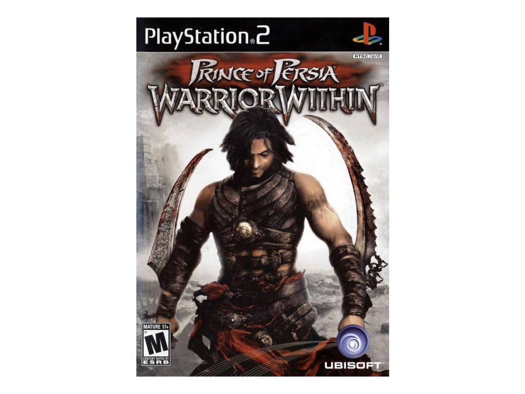 PS2 Prince Of Persia Warrior Within