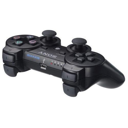 [PS3] Bezdrôtový Ovládač Sony Sixaxis - čierny