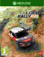 Xbox One Sebastien Loeb Rally Evo