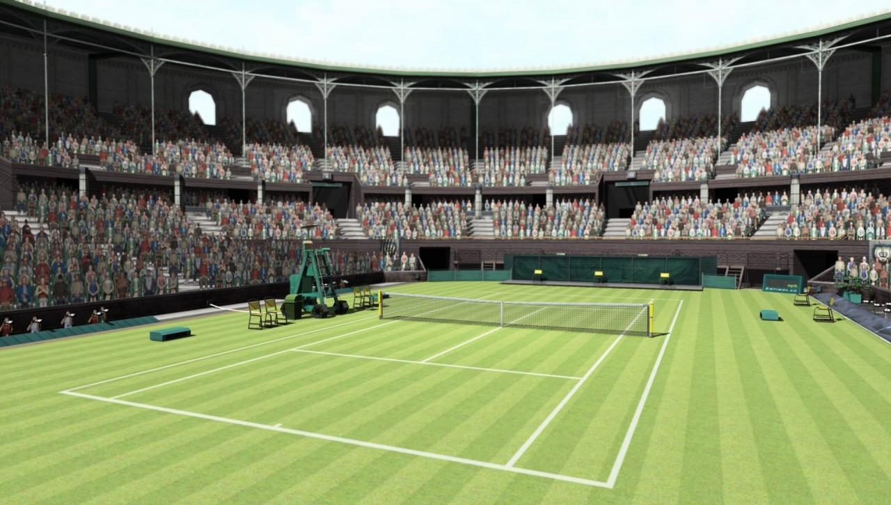 Xbox 360 Smash Court Tennis 3