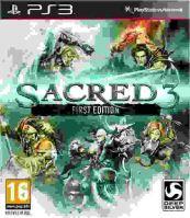 PS3 Sacred 3