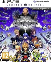 PS3 Kingdom Hearts HD 2.5 Remix Limited  Edition (nová)