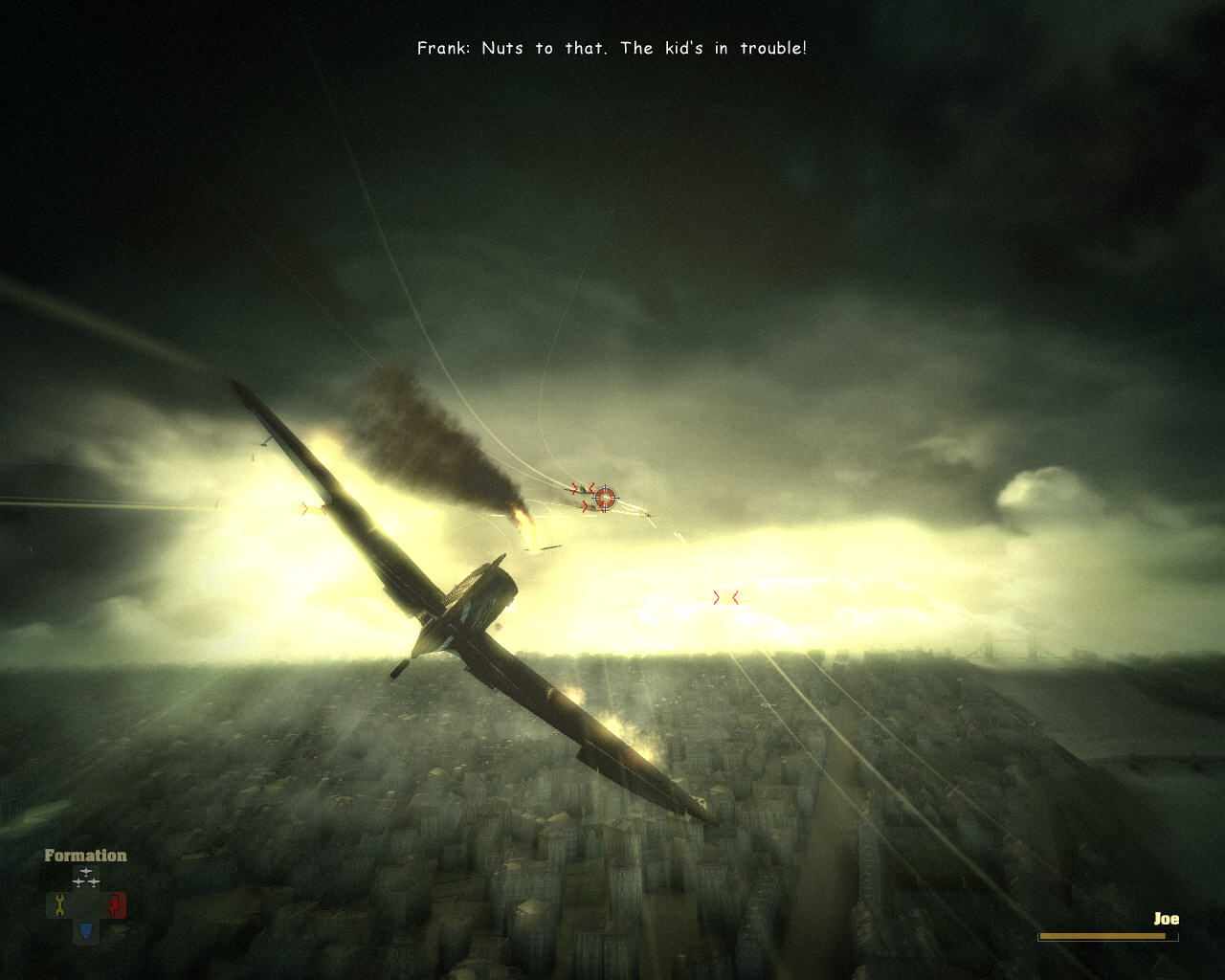 PS3 Blazing Angels - Squadrons Of WW2