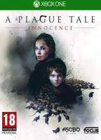 Xbox One A Plague Tale Innocence (CZ)