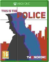 Xbox One This Is The Police (nová)