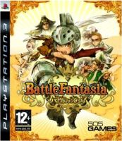 PS3 Battle Fantasia