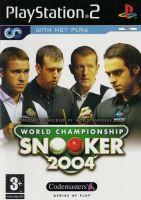 PS2 World Championship Snooker 2004