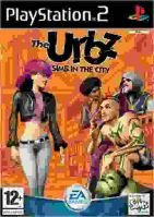 PS2 The Urbz Sims In The City