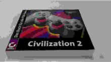 Game Book - Civilization 2 (DE)