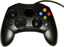 [Xbox Original] Drôtový ovládač Microsoft S - čierny (Nový)