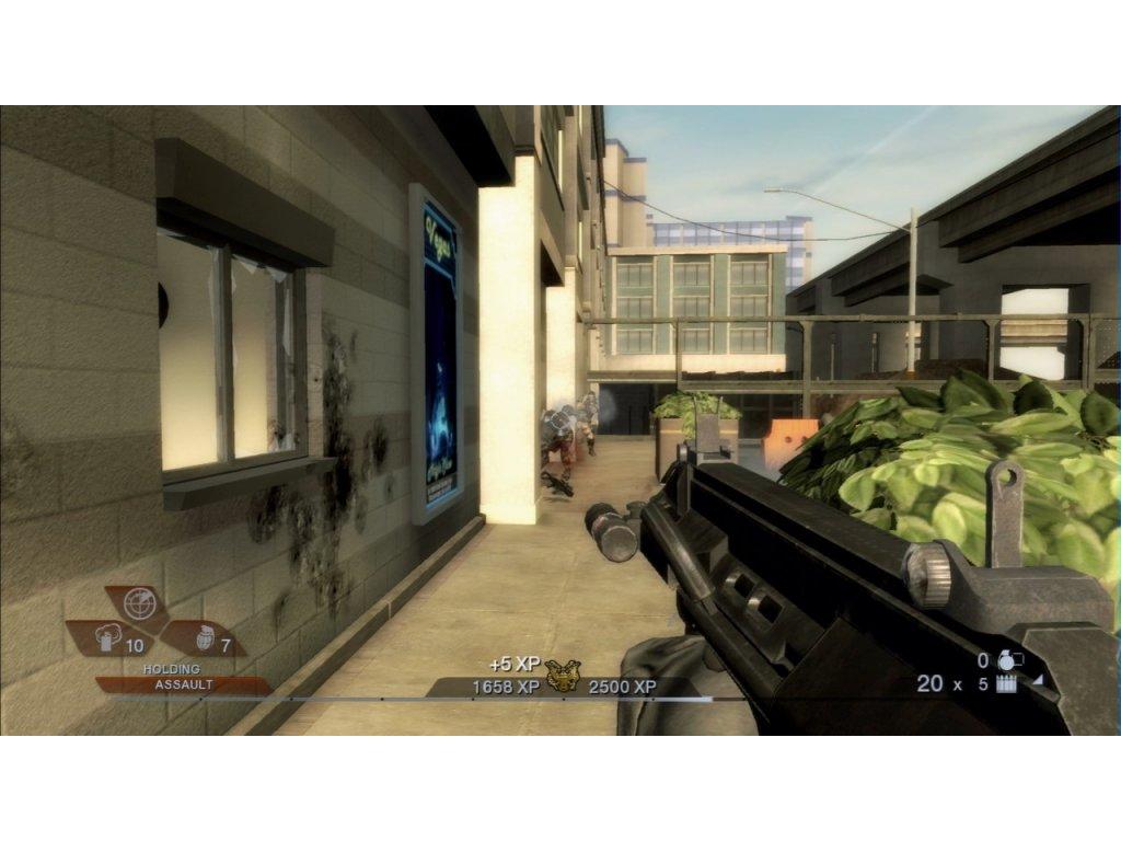 Xbox 360 Tom Clancys Rainbow Six Vegas 2