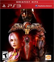 PS3 SoulCalibur 4